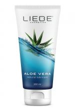 Lubrifiant neutre aloe vera 100 ml : Lubrifiant intime parfumé délicatement. Il est enrichi avec des extraits naturel d'Aloe vera pour un meilleur confort.